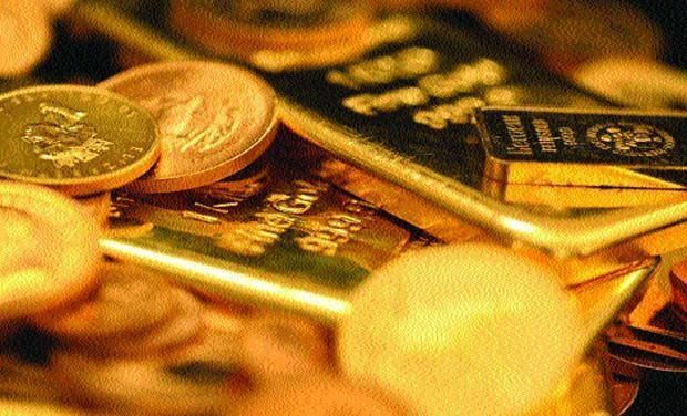 Gold prices recover by Rs 30 at the bullion market