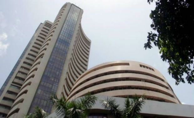 Sensex back in green; up 87 points as RBI cuts rate by 0.5 per cent