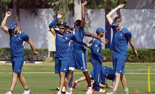 South Africa promise power play against India