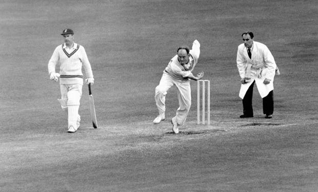 England's 'Typhoon' Tyson dies aged 85