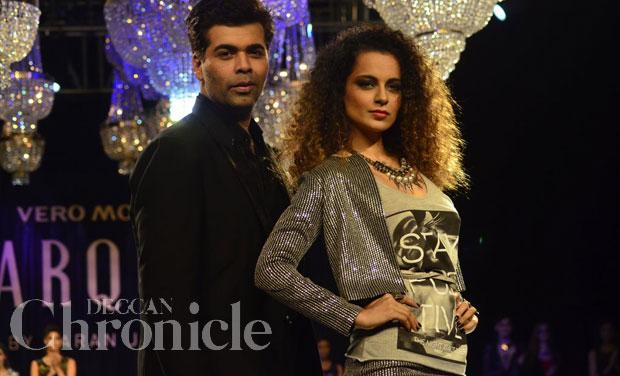 From Director to Designer: Karan Johar makes his high fashion debut