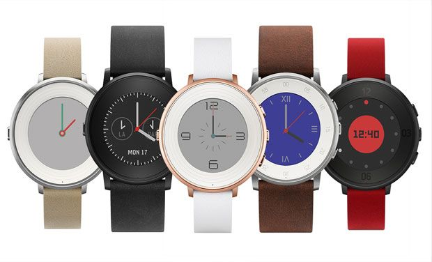 First look of new Pebble Time Round smartwatch revealed