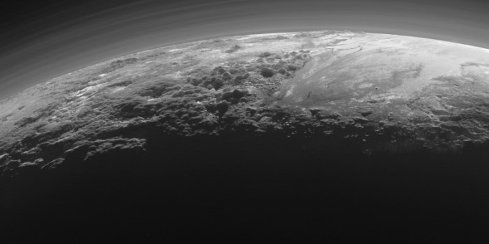 Pluto Seen in Stunning New Images From Nasa's New Horizons Probe