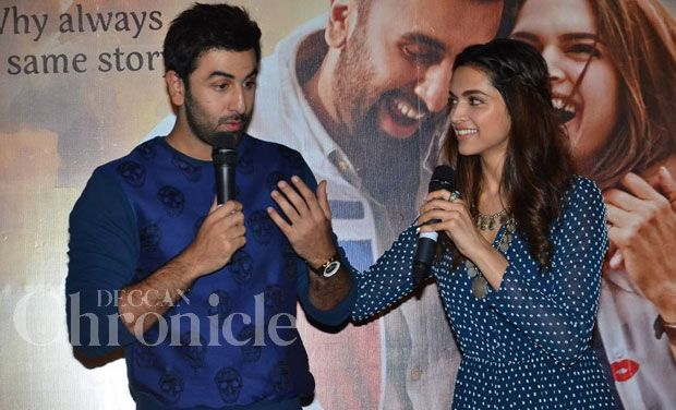 Hope Deepika's luck works in my favour for 'Tamasha': Ranbir