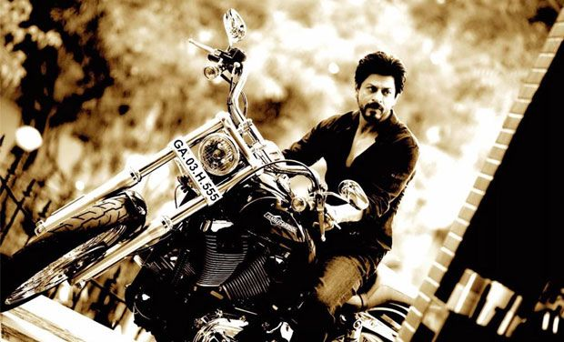 Have you seen Shah Rukh Khan's new set of wheels yet?