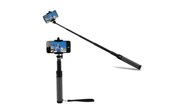 Zebronics presents Bluetooth selfie stick