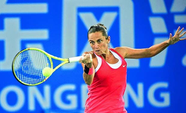 Ana Ivanovic, Petra Kvitova knocked out of Wuhan Open