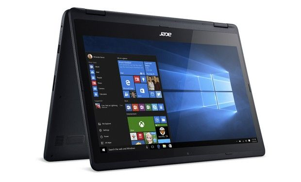 Acer showcases new Windows 10 gadgets