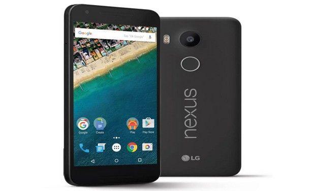 LG's Nexus 5X comes to India