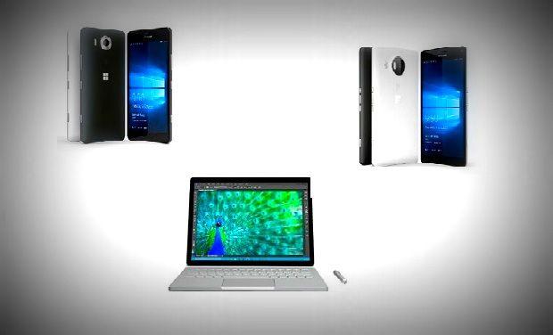 Microsoft divulges Windows 10 cell phones, new tablet