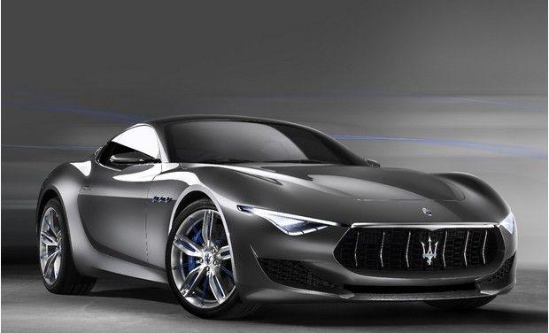 Maserati to show new idea auto at Dubai Motor Show 2015