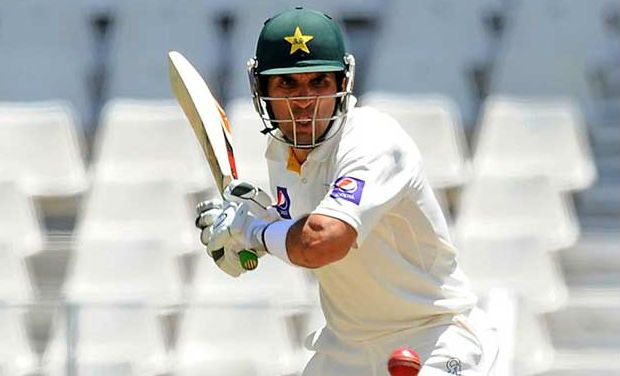 Pakistan's Misbah thought about retirement