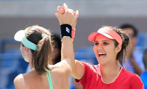 In seventh paradise: Sania Mirza-Martina Hingis sack Wuhan Open title