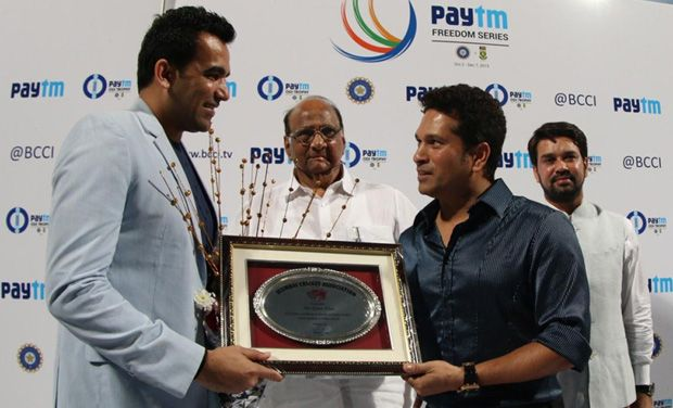 Mumbai Cricket Association congratulates Zaheer Khan on a great vocation