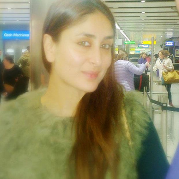 Spotted: Kareena Kapoor touches base in London