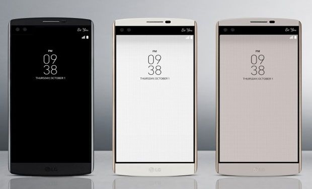 LG uveils new phablet with dual front cameras