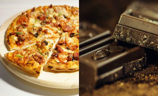 Pizza and chocolate among most addictive foods: study