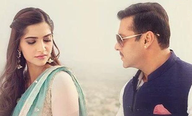 To begin with Look: Salman and Sonam's 'Poke Tum Chaho' from PRDP
