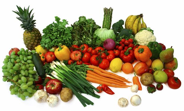 Fruits and vegetables a day keeps the cardiologist away
