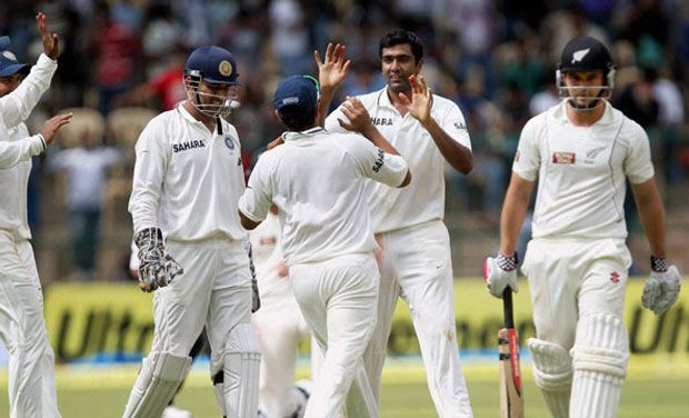 IND versus SA, second Test: It's six all at Chinnaswamy Stadium