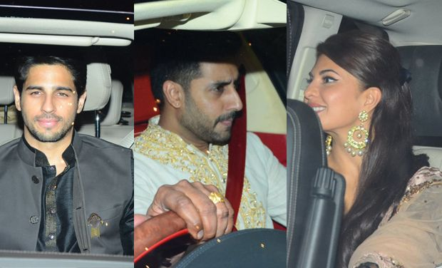 Celebs at their traditional best at Ekta Kapoor's Diwali bash
