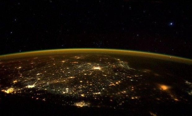 American space explorer posts delightful pictures of South India from space