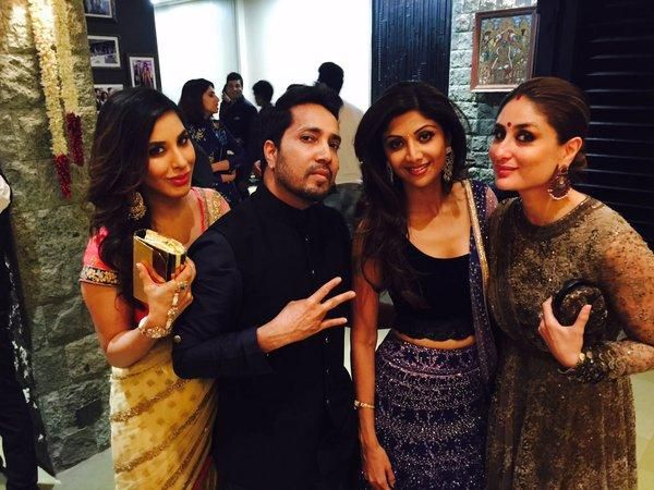 Inside pictures: Aishwarya, Kareena and others party hard at Diwali bash