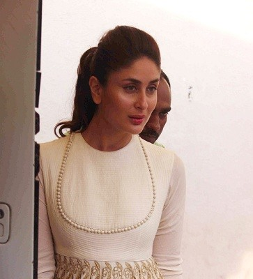 Spotted: See The Beautiful Pictures Of Bollywood Diva Kareena Kapoor
