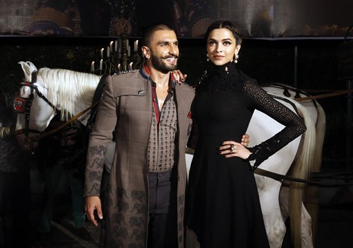 Priyanka Chopra feels Ranveer-Deepika are the best as Bajirao and Mastani