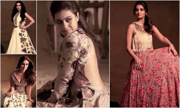 Alia Bhatt, Kajol, Sridevi, Kareena and Karisma Kapoor's rich photograph shoot