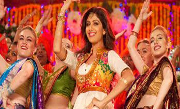 Shilpa Shetty comes back with 'Wedding Da Season Hai'