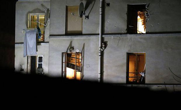Suspects had arranged assault on Paris business area