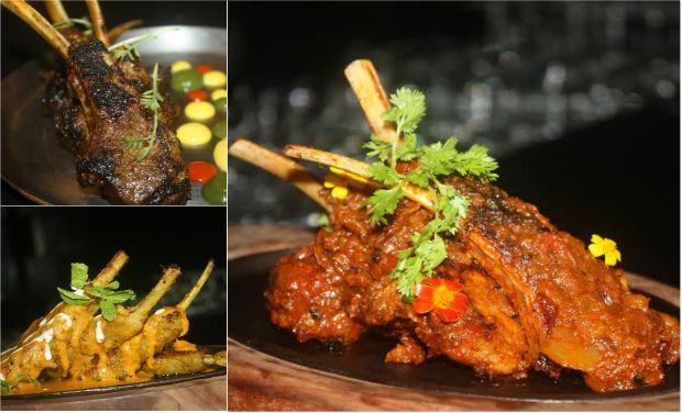 New Zealand's signature lamb chops gets an Indian twist