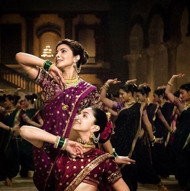 Check out Deepika Padukone and Priyanka Chopra's first look from 'Pinga'