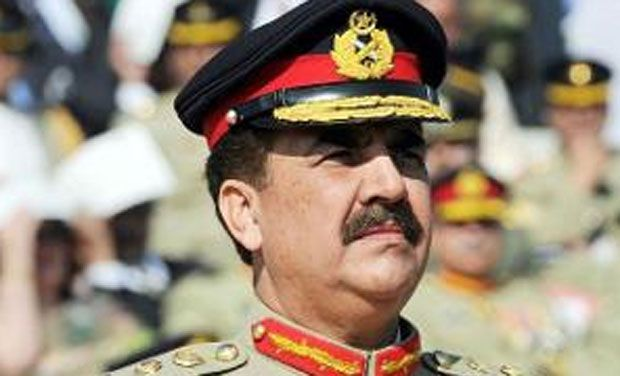 Pakistan army chief heads to US as pressure grows over Afghanistan