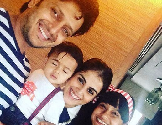 Genelia-Riteish Throw Sailor-Themed Birthday Bash For Son Riaan!