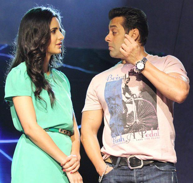 Salman's late split at Katrina is in great taste? You choose