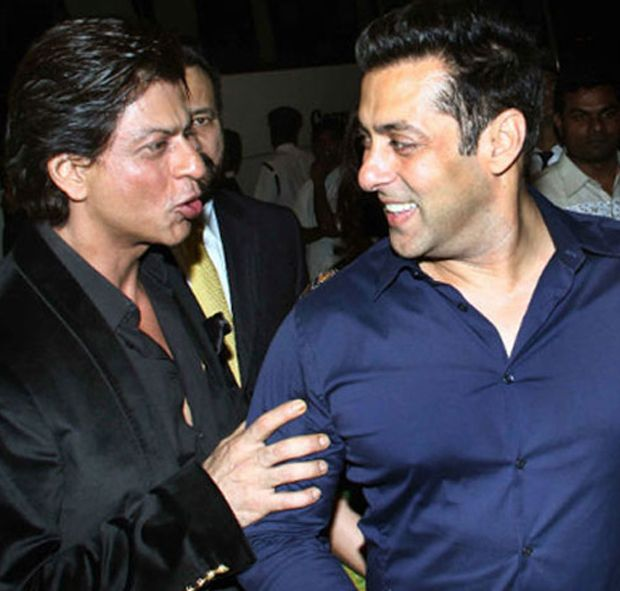 Salman wishes Shah Rukh Khan great wellbeing and achievement