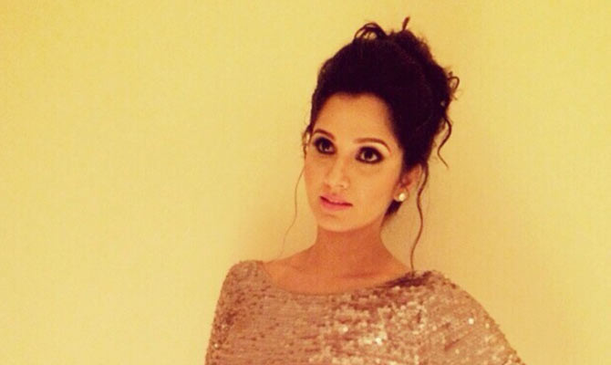Sania Mirza Turns 29 Today: Here are Her Unseen Drop-Dead Gorgeous Pictures