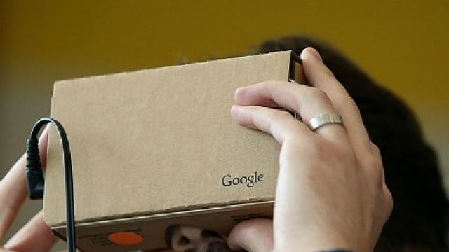 Google Cardboard adding fun to life