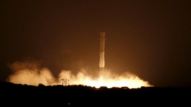SpaceX Falcon rocket nails safe landing in pivotal space feat