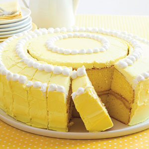 The Very Best Vanilla Cake