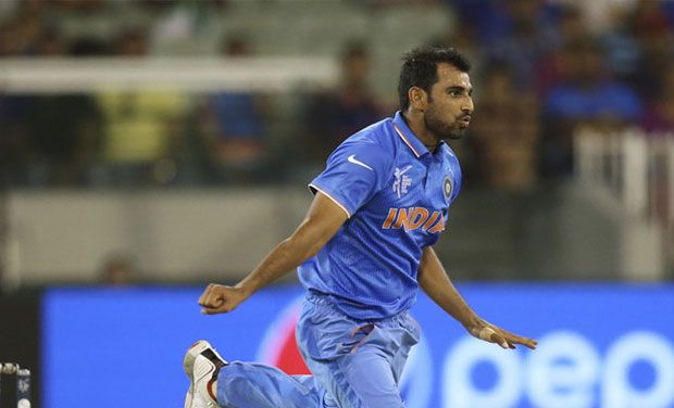 Mohammad Shami solitary Indian in ICC ODI Team of the Year