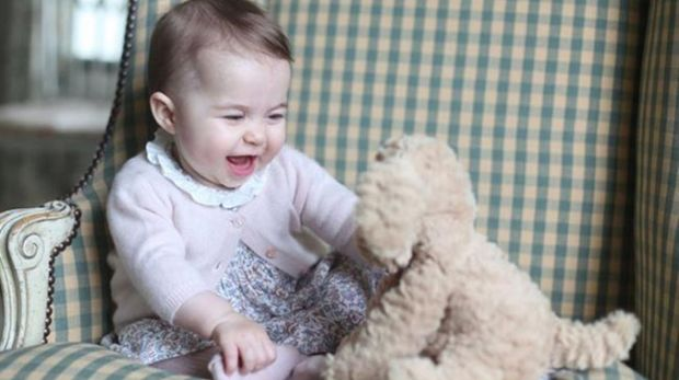 Hot interest for dress worn by princess Charlotte