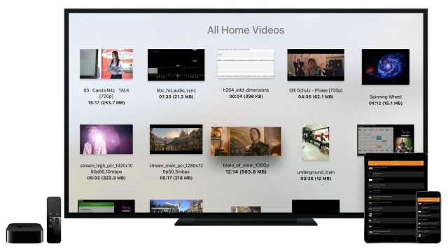 Apple TV can now play any format under the sun