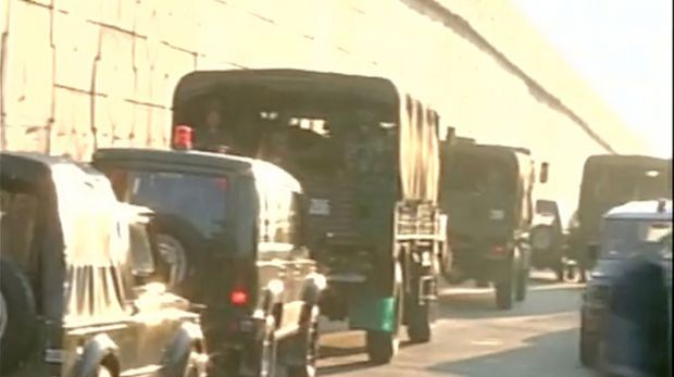 Security stepped up in Delhi after Pathankot terror attack