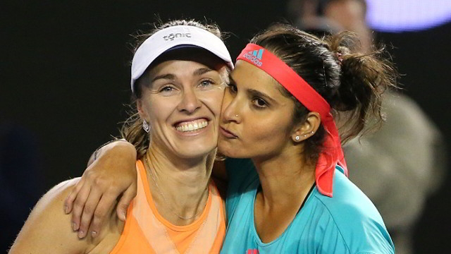 Unstoppable Santina: Sania Mirza and Martina Hingis extend winning streak to 37 games!