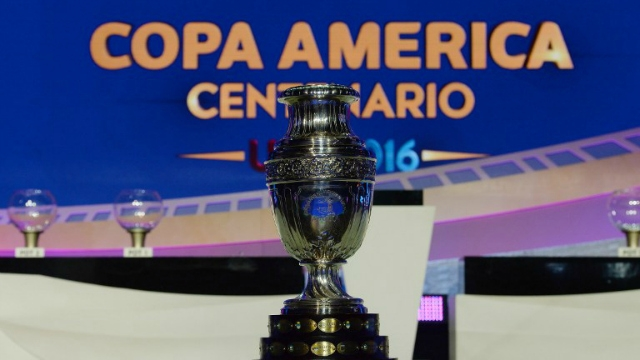 Full schedule for 2016 Copa America Centenario