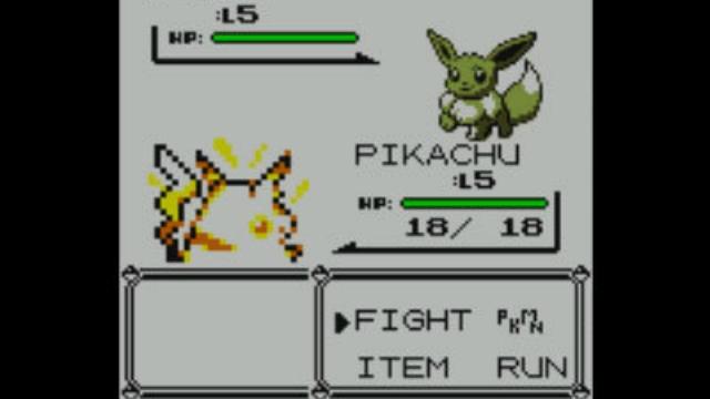 Nintendo releases original Pokémon games for 20th birthday