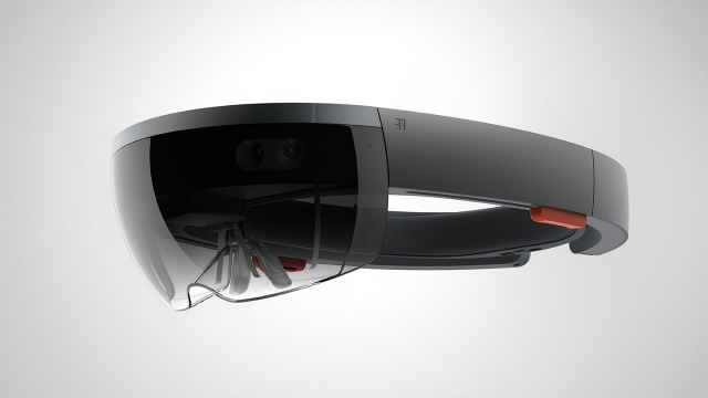 Here's how to book the newly available Microsoft HoloLens Development Edition